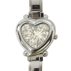 Wall Rock Pattern Structure Dirty Heart Italian Charm Watch by BangZart