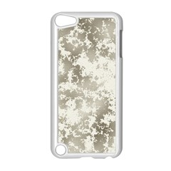 Wall Rock Pattern Structure Dirty Apple Ipod Touch 5 Case (white) by BangZart