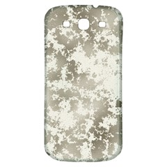 Wall Rock Pattern Structure Dirty Samsung Galaxy S3 S Iii Classic Hardshell Back Case by BangZart