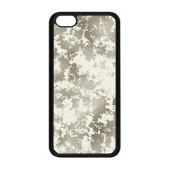 Wall Rock Pattern Structure Dirty Apple Iphone 5c Seamless Case (black) by BangZart