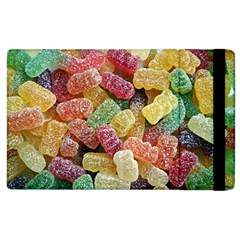Jelly Beans Candy Sour Sweet Apple Ipad 2 Flip Case by BangZart
