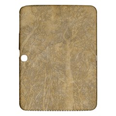 Abstract Forest Trees Age Aging Samsung Galaxy Tab 3 (10 1 ) P5200 Hardshell Case  by BangZart