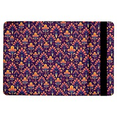 Abstract Background Floral Pattern Ipad Air Flip by BangZart