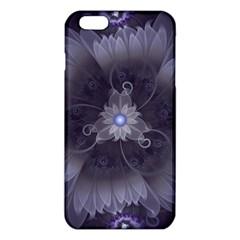 Amazing Fractal Triskelion Purple Passion Flower Iphone 6 Plus/6s Plus Tpu Case by beautifulfractals