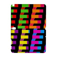 Colorful Rectangles And Squares                  Htc Desire 601 Hardshell Case by LalyLauraFLM