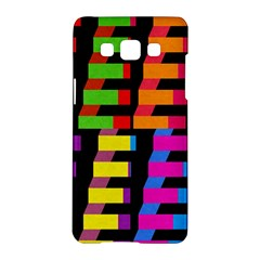 Colorful Rectangles And Squares                  Lg L90 D410 Hardshell Case by LalyLauraFLM