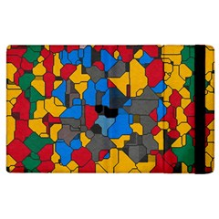 Stained Glass                  Kindle Fire (1st Gen) Flip Case by LalyLauraFLM