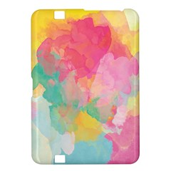 Pastel Watercolors Canvas                  Samsung Galaxy Premier I9260 Hardshell Case by LalyLauraFLM