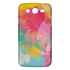 Pastel Watercolors Canvas                  Samsung Galaxy Duos I8262 Hardshell Case by LalyLauraFLM