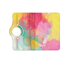 Pastel Watercolors Canvas                  Samsung Galaxy Note 3 Soft Edge Hardshell Case by LalyLauraFLM