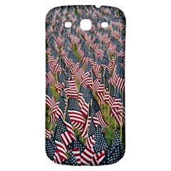 Repetition Retro Wallpaper Stripes Samsung Galaxy S3 S Iii Classic Hardshell Back Case by BangZart