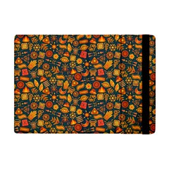 Pattern Background Ethnic Tribal Apple Ipad Mini Flip Case by BangZart