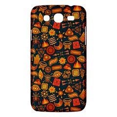 Pattern Background Ethnic Tribal Samsung Galaxy Mega 5 8 I9152 Hardshell Case  by BangZart