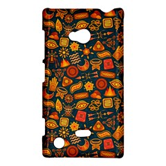 Pattern Background Ethnic Tribal Nokia Lumia 720 by BangZart