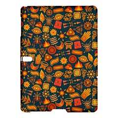 Pattern Background Ethnic Tribal Samsung Galaxy Tab S (10 5 ) Hardshell Case  by BangZart