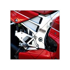 Footrests Motorcycle Page Acrylic Tangram Puzzle (4  X 4 ) by BangZart