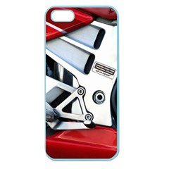 Footrests Motorcycle Page Apple Seamless Iphone 5 Case (color) by BangZart