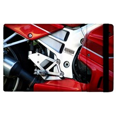 Footrests Motorcycle Page Apple Ipad 2 Flip Case by BangZart