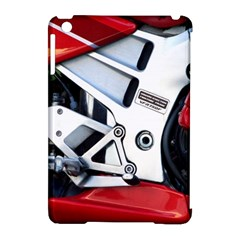 Footrests Motorcycle Page Apple Ipad Mini Hardshell Case (compatible With Smart Cover) by BangZart