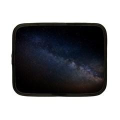 Cosmos Dark Hd Wallpaper Milky Way Netbook Case (small)  by BangZart