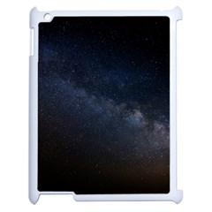 Cosmos Dark Hd Wallpaper Milky Way Apple Ipad 2 Case (white) by BangZart