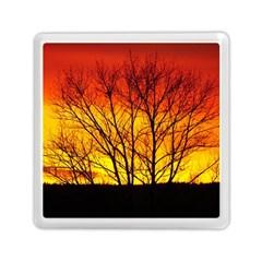 Sunset Abendstimmung Memory Card Reader (square)  by BangZart