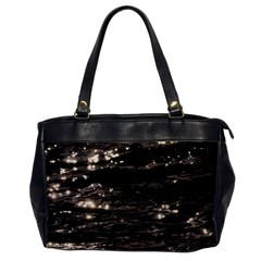 Lake Water Wave Mirroring Texture Office Handbags by BangZart