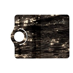 Lake Water Wave Mirroring Texture Kindle Fire Hd (2013) Flip 360 Case by BangZart