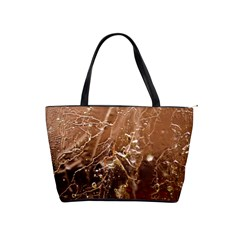 Ice Iced Structure Frozen Frost Shoulder Handbags by BangZart