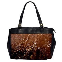Ice Iced Structure Frozen Frost Office Handbags by BangZart