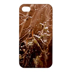 Ice Iced Structure Frozen Frost Apple Iphone 4/4s Hardshell Case by BangZart