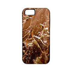 Ice Iced Structure Frozen Frost Apple Iphone 5 Classic Hardshell Case (pc+silicone) by BangZart