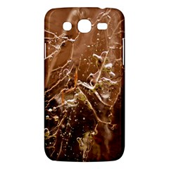 Ice Iced Structure Frozen Frost Samsung Galaxy Mega 5 8 I9152 Hardshell Case  by BangZart