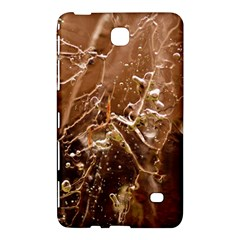 Ice Iced Structure Frozen Frost Samsung Galaxy Tab 4 (8 ) Hardshell Case  by BangZart
