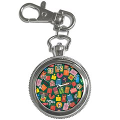Presents Gifts Background Colorful Key Chain Watches by BangZart