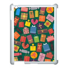 Presents Gifts Background Colorful Apple Ipad 3/4 Case (white) by BangZart