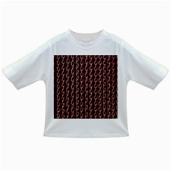 Chain Rusty Links Iron Metal Rust Infant/toddler T Shirts by BangZart