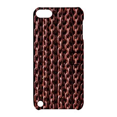 Chain Rusty Links Iron Metal Rust Apple Ipod Touch 5 Hardshell Case With Stand by BangZart