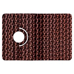 Chain Rusty Links Iron Metal Rust Kindle Fire Hdx Flip 360 Case by BangZart