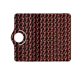 Chain Rusty Links Iron Metal Rust Kindle Fire Hdx 8 9  Flip 360 Case by BangZart
