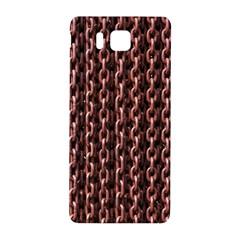 Chain Rusty Links Iron Metal Rust Samsung Galaxy Alpha Hardshell Back Case by BangZart