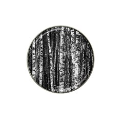 Birch Forest Trees Wood Natural Hat Clip Ball Marker by BangZart