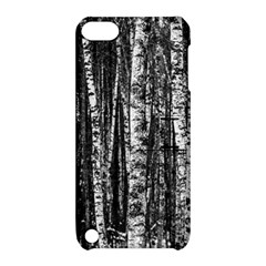 Birch Forest Trees Wood Natural Apple Ipod Touch 5 Hardshell Case With Stand by BangZart