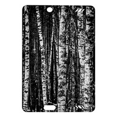 Birch Forest Trees Wood Natural Amazon Kindle Fire Hd (2013) Hardshell Case