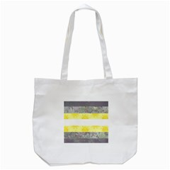 Cute Flag Tote Bag (white) by TransPrints