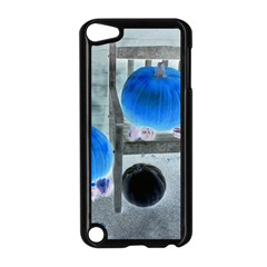 Pumpkins And Gourds Negative Apple iPod Touch 5 Case (Black) by TailWags