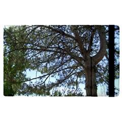 Pine Tree Reaching Apple iPad Pro 9.7   Flip Case