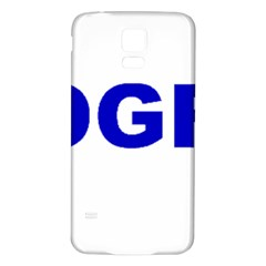Photography Samsung Galaxy S5 Back Case (White)