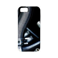 Motorcycle Details Apple Iphone 5 Classic Hardshell Case (pc+silicone) by BangZart