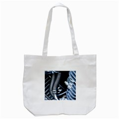 Motorcycle Details Tote Bag (white) by BangZart